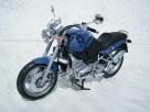 Atvērt galeriju 'BMW R1100R Roadster' (fotogrāfijas: 8; pievienota 31.05.2011.; skatījumi: 951)