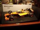 Atvērt galeriju 'Mans F1 autoparks' (fotogrāfijas: 15; pievienota 19.12.2011.; skatījumi: 781)