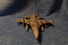 Atvērt galeriju 'F-16 Fighting Falcon' (fotogrāfijas: 4; pievienota 12.04.2012.; skatījumi: 719)