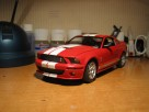 Atvērt galeriju 'Shelby GT-500 pabeigts' (fotogrāfijas: 34; pievienota 29.04.2012.; skatījumi: 930)