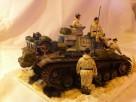 Atvērt galeriju 'Panzer III' (fotogrāfijas: 8; pievienota 24.03.2013.; skatījumi: 801)