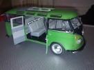 Atvērt galeriju 'VW T1 Samba bus' (fotogrāfijas: 11; pievienota 01.09.2013.; skatījumi: 781)