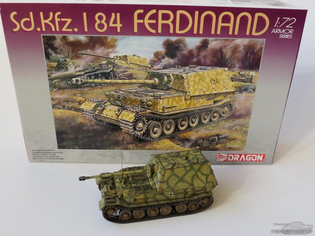 1  No 15    Ferdinand Sd  Kfz  184    Ferdinand Sd  Kfz