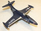 Atvērt galeriju 'Grumman F9F Panther' (fotogrāfijas: 10; pievienota 03.02.2019.; skatījumi: 267)
