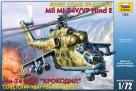 1/72 Zvezda MIL MI-24V/VP