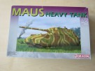 1/72 Maus heavy tank no Dragon