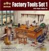 Diopark Factory Tools Set 1/35 IR